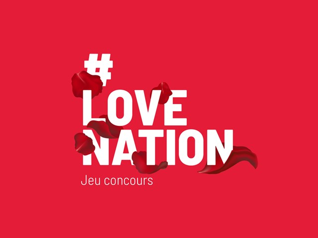 CONCOURS LOVE NATION