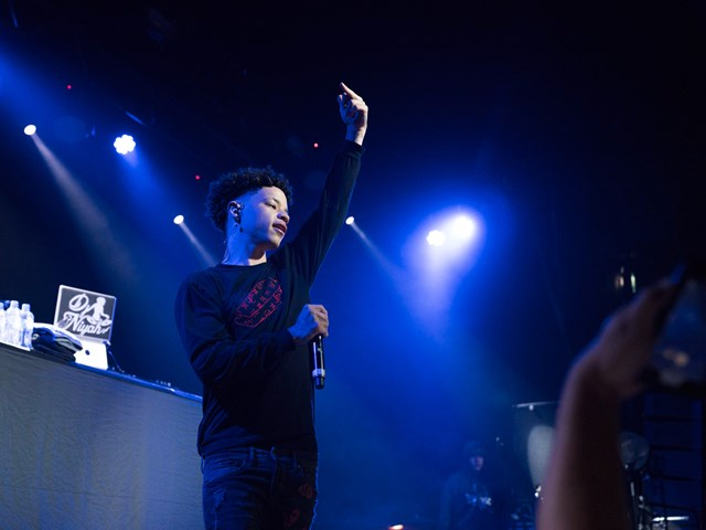 Get pumped on Lil Mosey with his first show tour gallery : Auckland June 11!