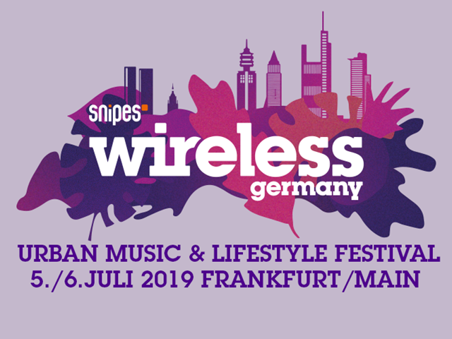 WIRELESS GERMANY 2019 - Am Freitag gehts los