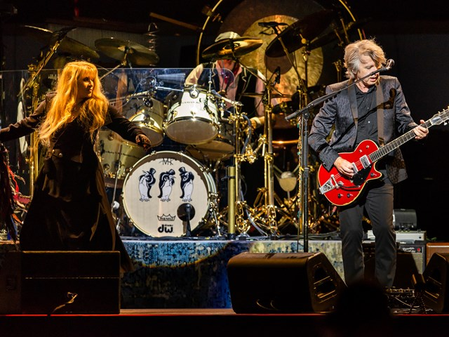PHOTO GALLERY : Fleetwood Mac, Perth, RAC Arena, 09.08.2019