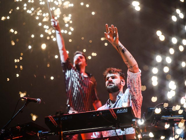 THE CHAINSMOKERS HEAT UP HONG KONG AGAIN IN THEIR WORLD WAR JOY TOUR