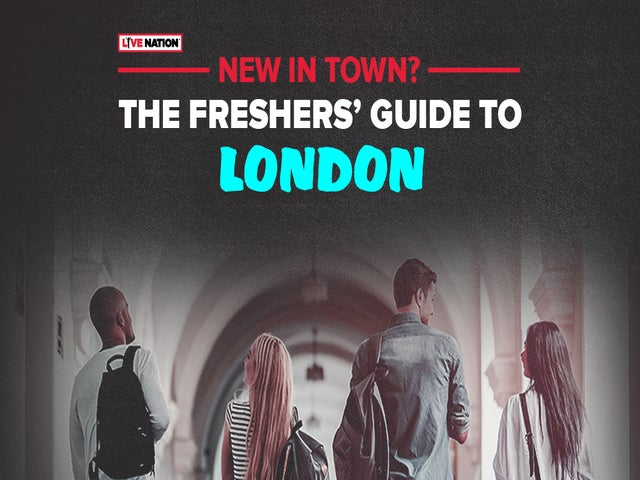 The 2019 London Freshers' Gig Guide