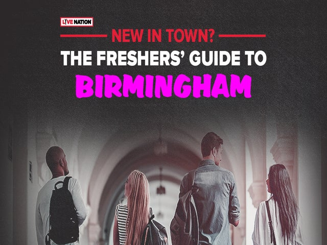 The 2019 Birmingham Freshers' Gig Guide
