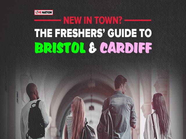 The 2019 Bristol & Cardiff Freshers' Gig Guide