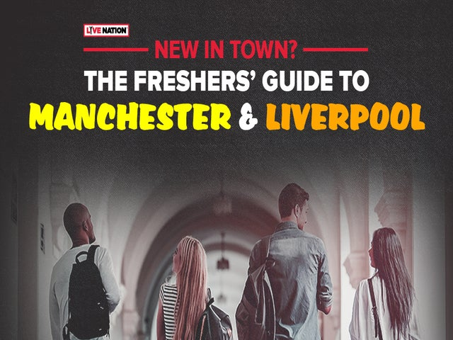 The 2019 Manchester & Liverpool Freshers' Gig Guide