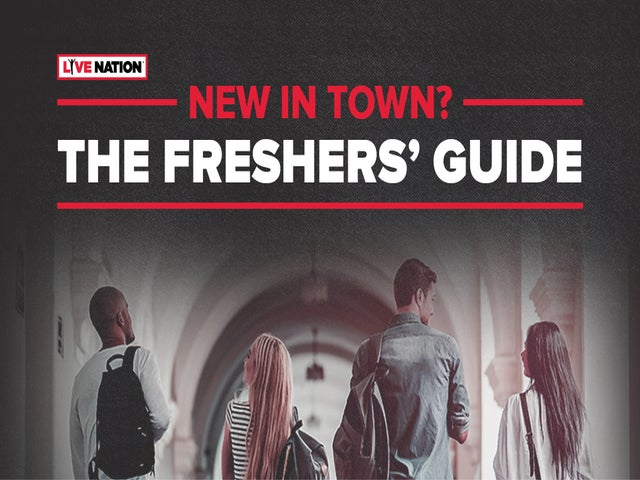 The 2019 Freshers' Gig Guide