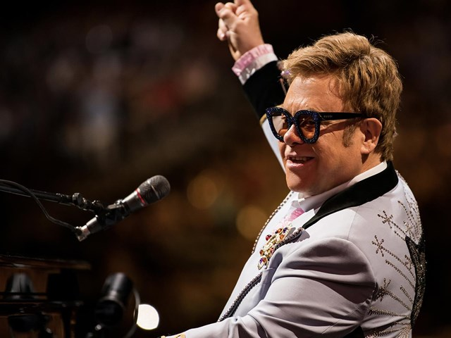 Sir ELTON JOHN se despide de Barcelona con 2 noches memorables