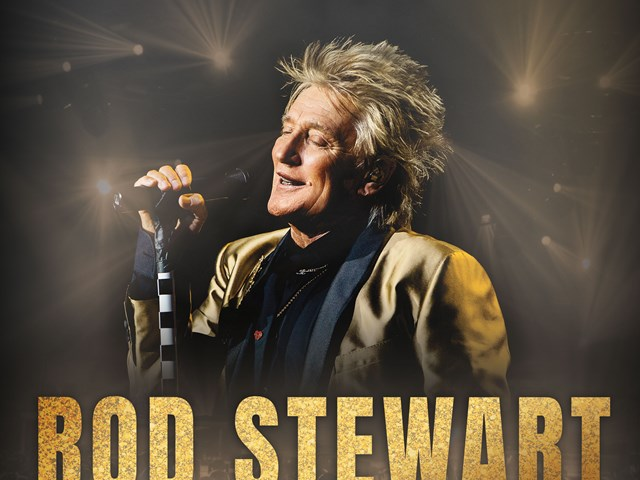 VIP EXPERIENCE: ROD STEWART – PERTH PACKAGES