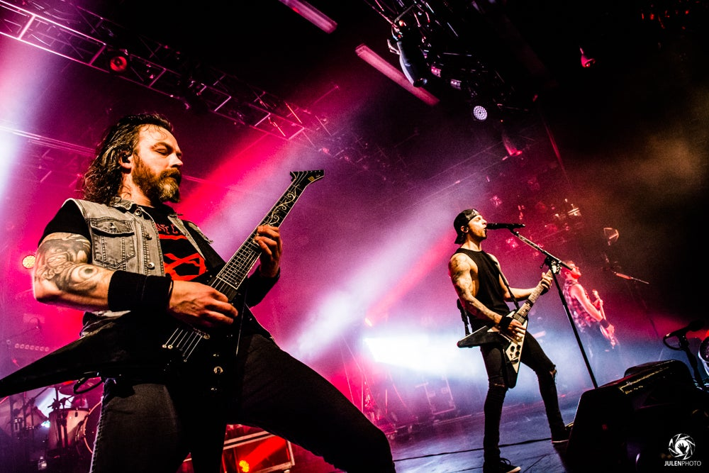 Bullet For My Valentine To Play U0027The Poisonu0027 In Full In FOUR More Cities! |  Live Nation TV