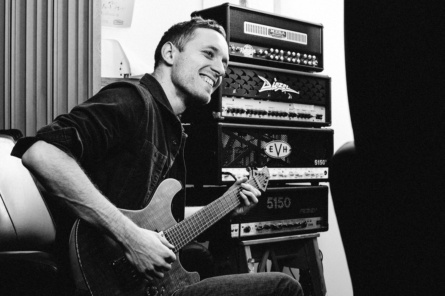 Architects Guitarist Tom Searle Loses Battle With Cancer At 28