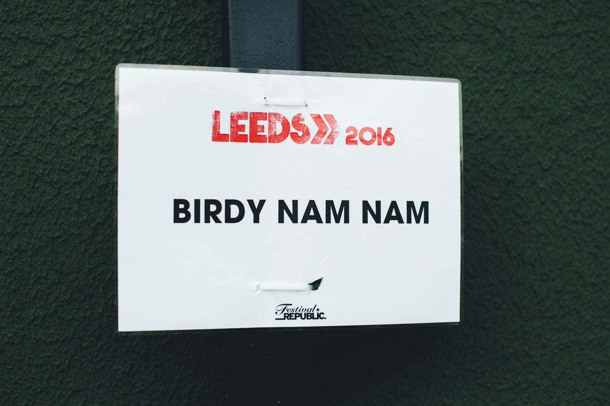 Relive This Year's Leeds Festival With These Photos Of Birdy Nam Nam's Epic Set