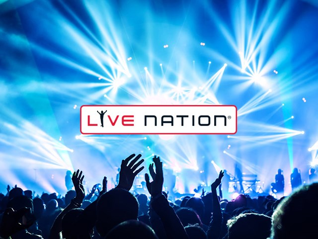 Live Nation sizzles