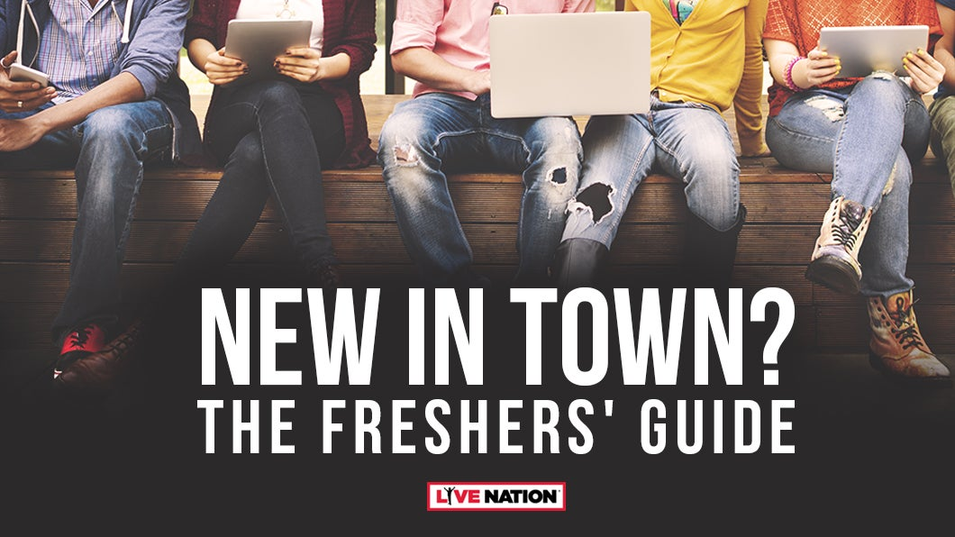 Freshers! The LN Guide To Some Of The Hottest Shows Near You Is Here!