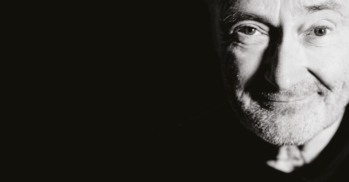 Phil Collins To Play Five Nights At London's Royal Albert Hall Next Year. Yep... Five!
