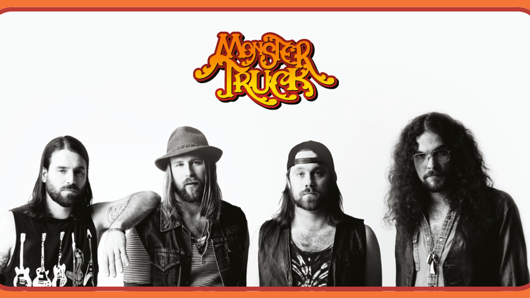 Fresh From Supporting Nickelback, Monster Truck Confirm 2017