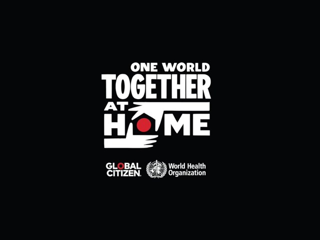 Guarda lo streaming di One World: Together At Home