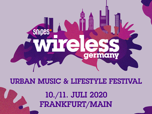 Kendrick, A$AP, Apache, DaBaby - Welcome to Wireless Germany 2020!