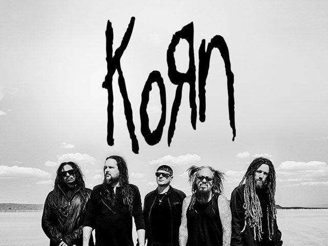 Korn - new date of Prague's show is May 28th 2021