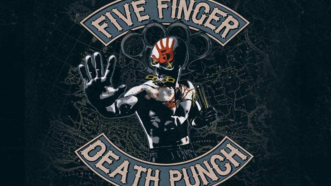 five finger death punch sverige 2020