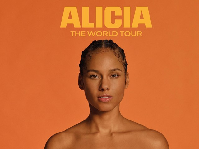 ¡ALICIA - THE WORLD TOUR de Alicia Keys pasará por Madrid y Barcelona!