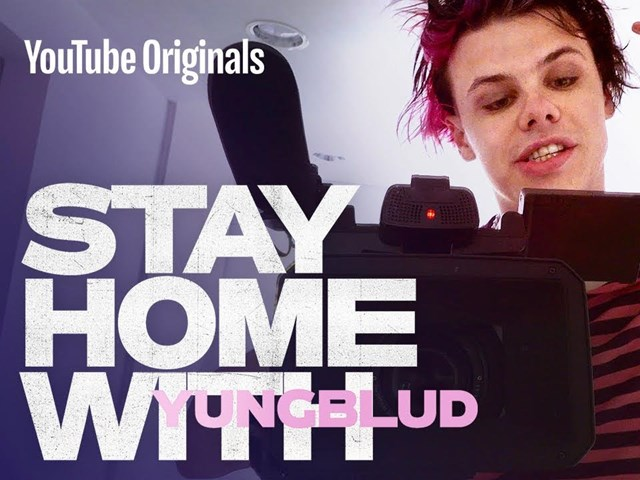 Stay Home With: YUNGBLUD