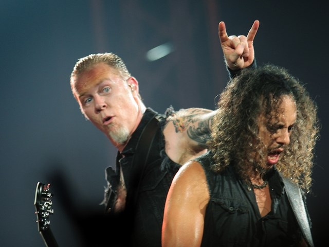 Setlist Playlist: Metallica's 18 Song Set from Copenhagen in 2009