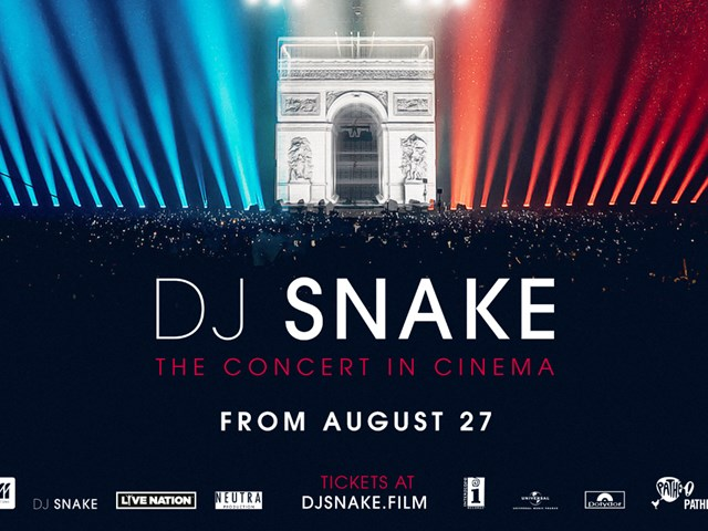 DJ Snake Announces Live Concert Movie