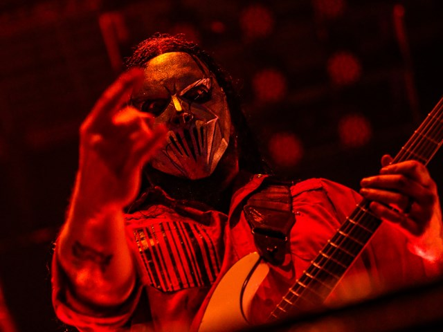 SLIPKNOT: We Are Not Your Kind Tourstart in Dublin