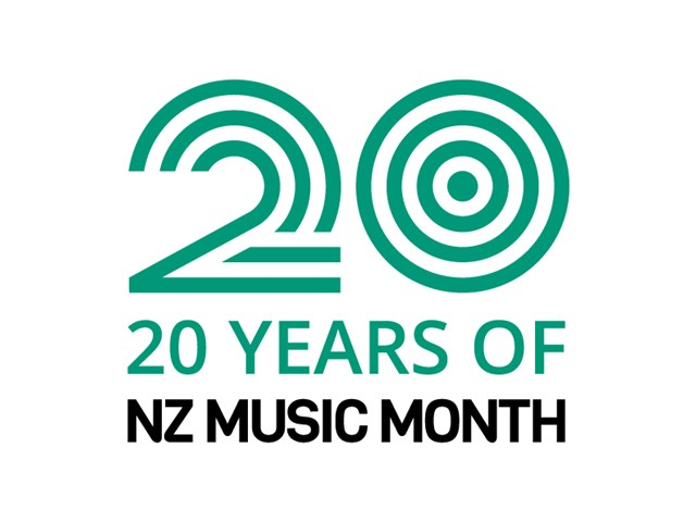Celebrate 20 Years of NZ Music Month With Us!