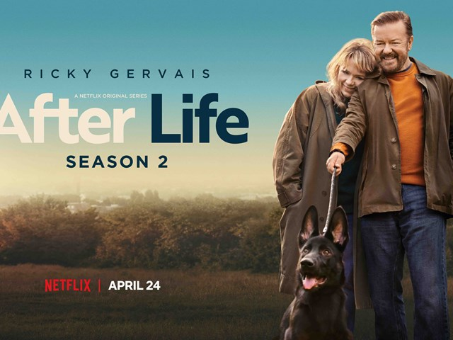 Ricky Gervais After Life Season 2 Premiering Friday 24/04 on Netflix