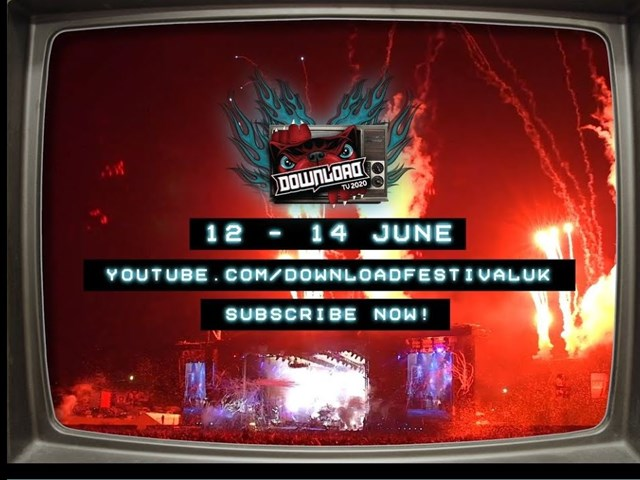 Everything You Need To Know About Download Festival TV