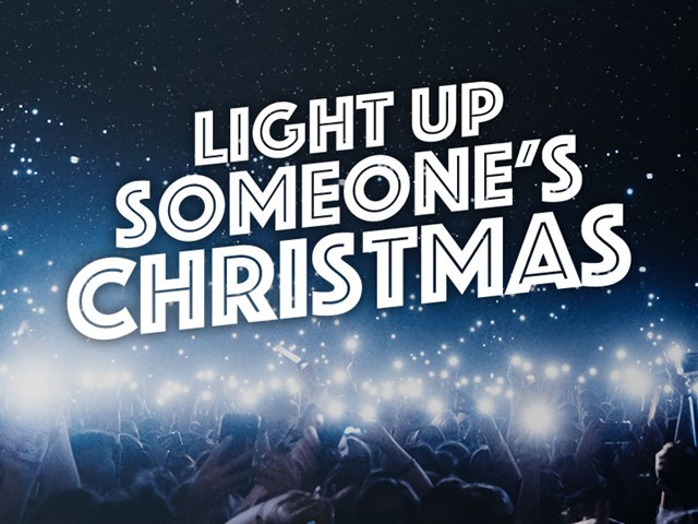 Light Up Someone's Christmas!