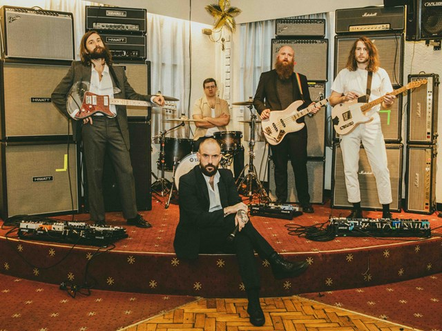 IDLES Announce Their Third Album and Three Live Performances