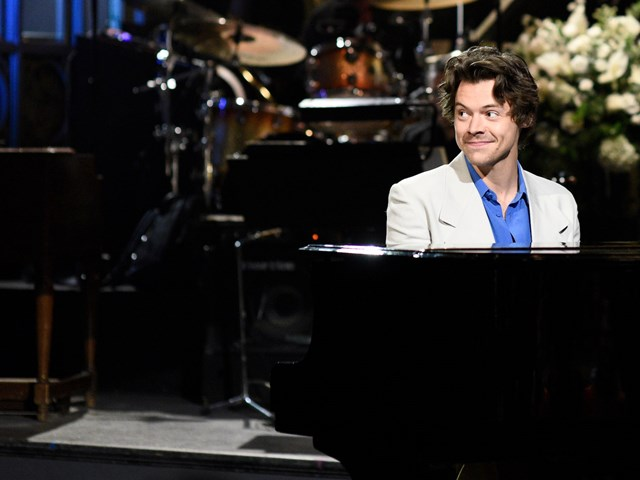 Harry Styles met tout le monde d'accord au Saturday Night Live
