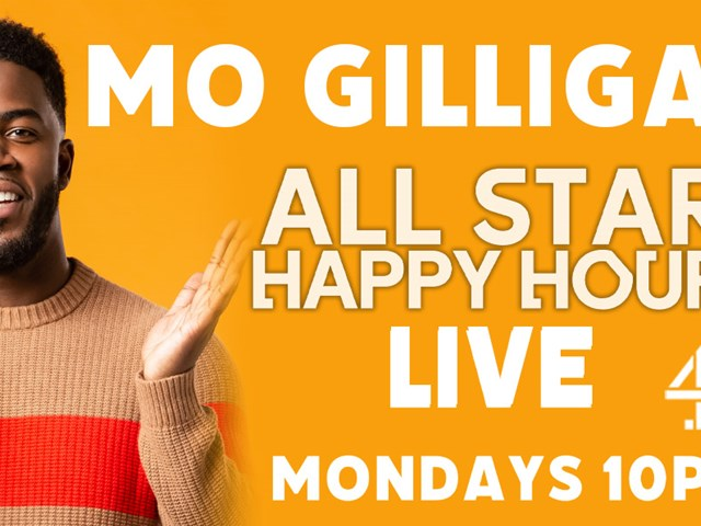 Mo Gilligan Is Back With His New Show All Star Happy Hour!