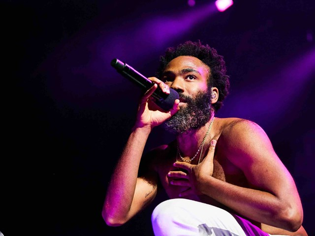 Live Through The Lens: Childish Gambino Captured By Travis Hayto